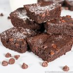 Keto Brownies Recipe feature image