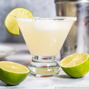 Keto Margarita Recipe low carb