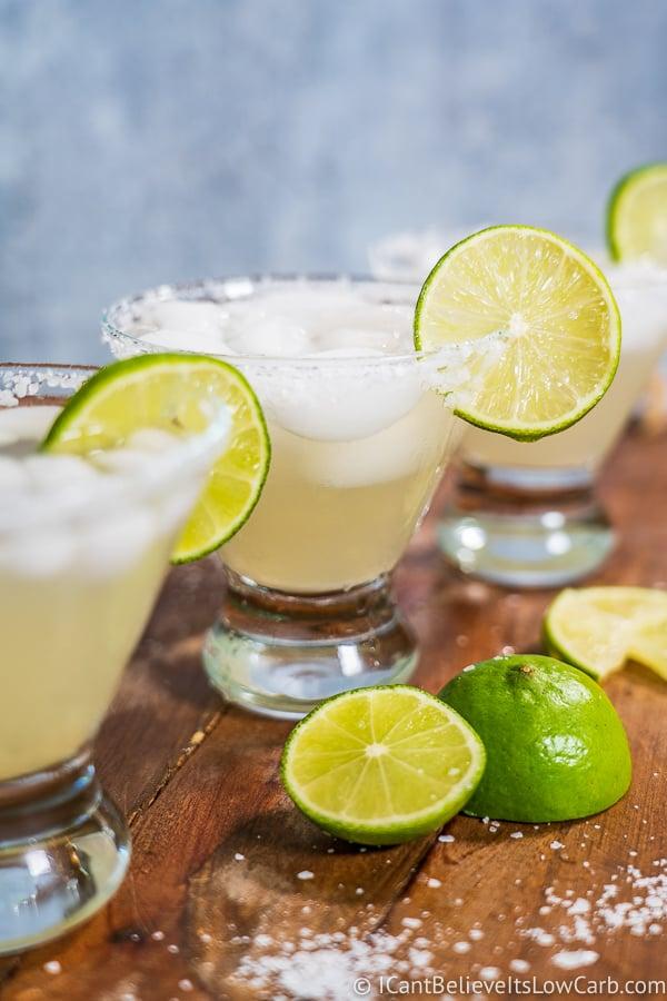 Low Carb Margarita Recipe