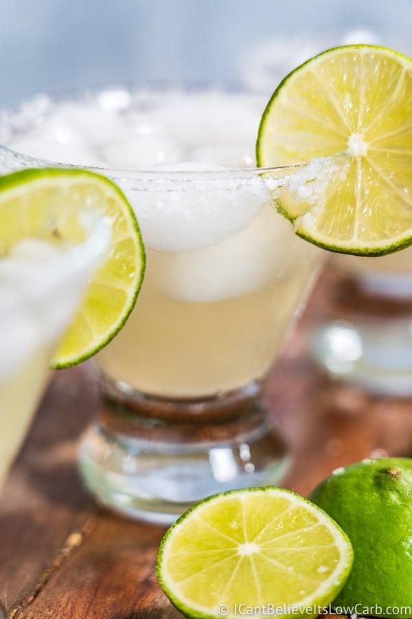 Keto homemade Margarita Recipe