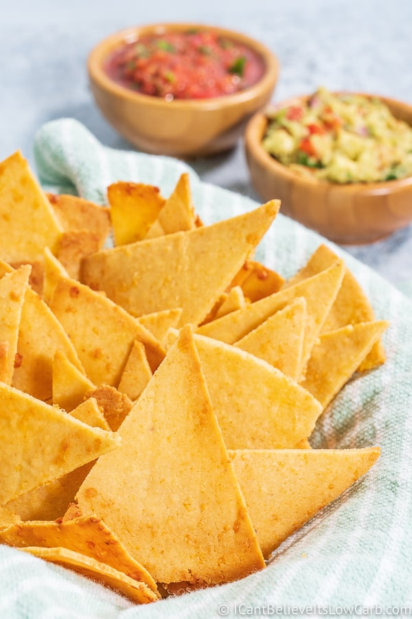 homemade Tortilla Chips Recipe Keto