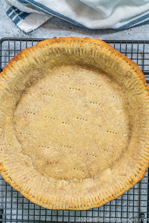 Low Carb Almond Flour Pie Crust