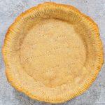 Low Carb Keto Almond Flour Pie Crust recipe