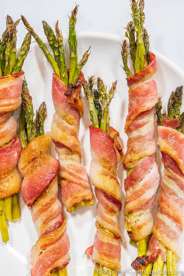 yummy Bacon Wrapped Asparagus
