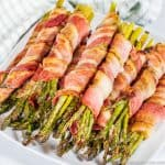 best Bacon Wrapped Asparagus
