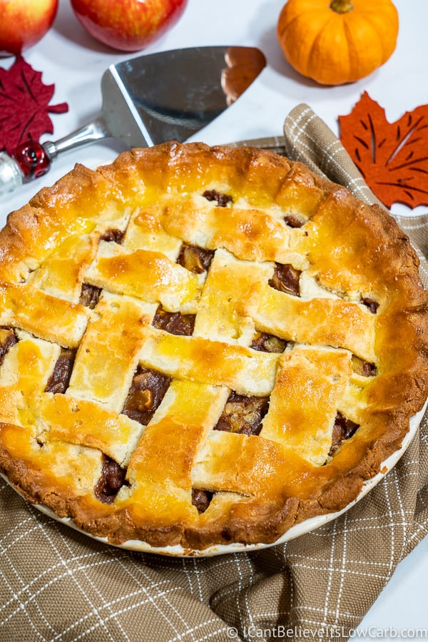 Apple Pie Recipe Low Carb