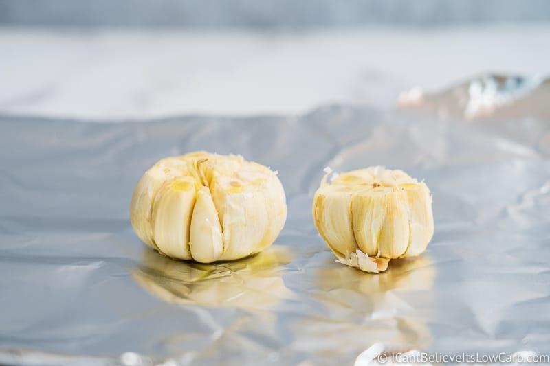 garlic clove for Cauliflower Mashed Potatoes recipe