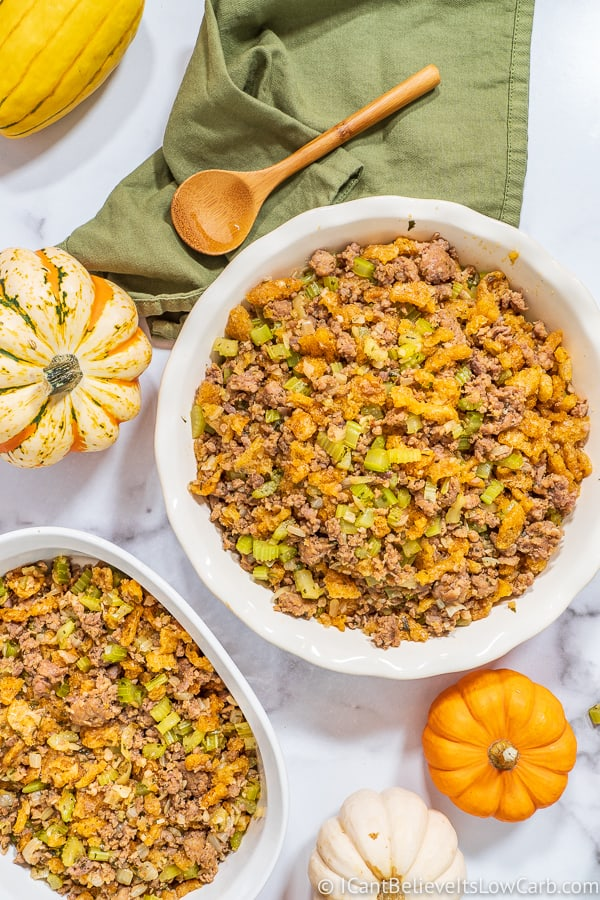 Low Carb Stuffing Recipe