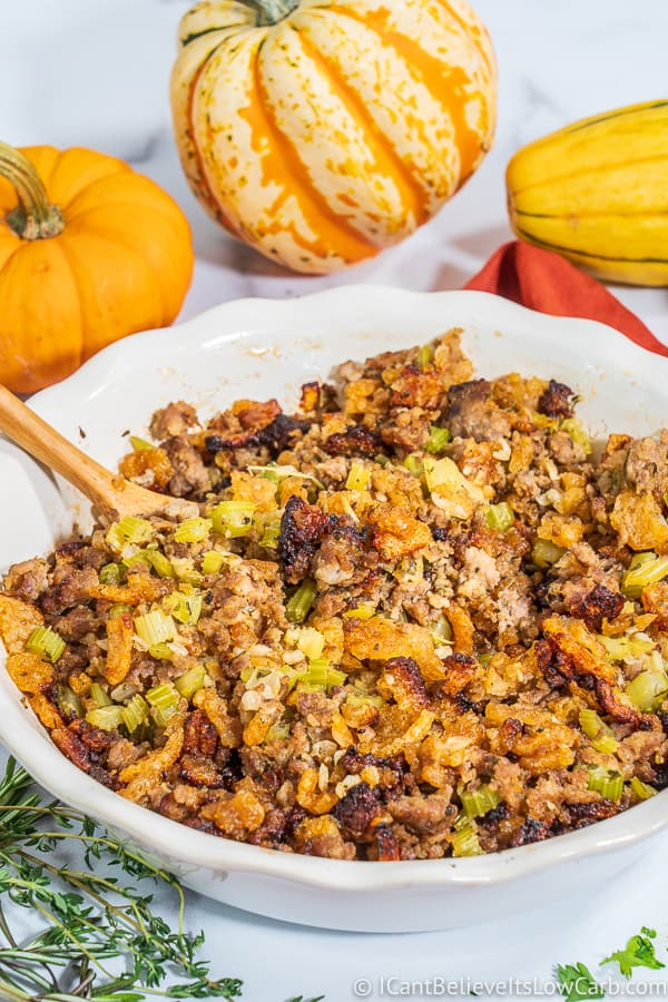homemade Keto Stuffing Recipe