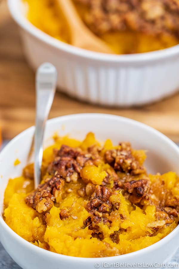 fast and easy Butternut Squash Casserole