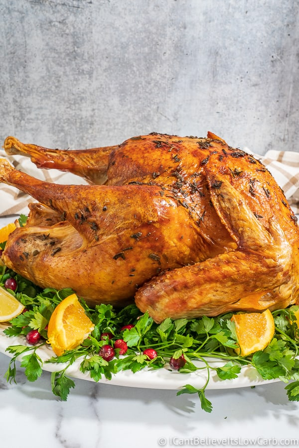 The Best Turkey Recipe