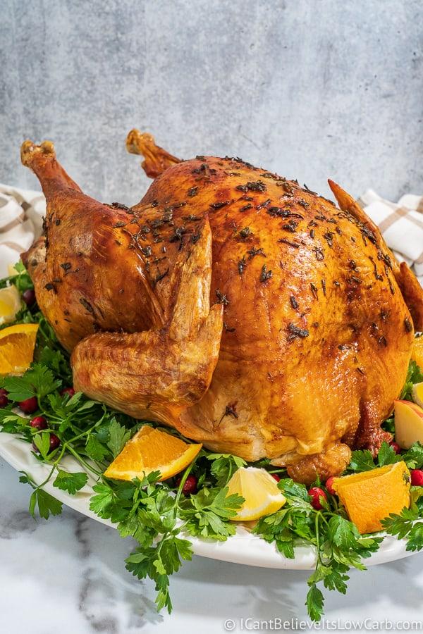 Easy Perfect Turkey Recipe