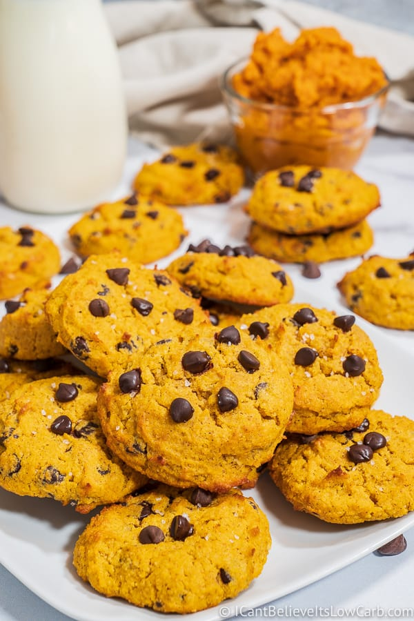 how to make the best Pumpkin Chocolate Chip Cookies