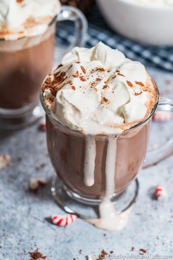The Best Keto Hot Chocolate Recipe
