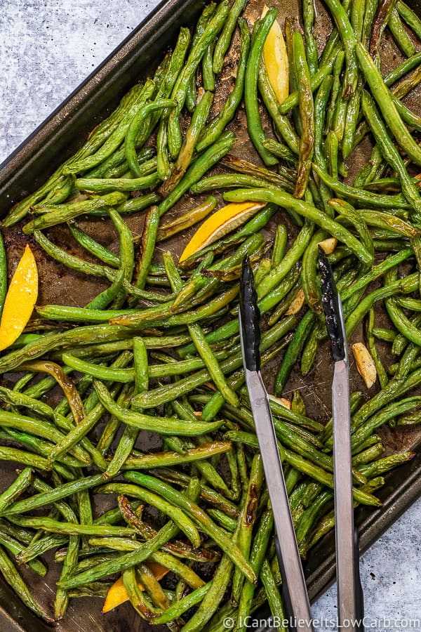 best Roasted Green Beans