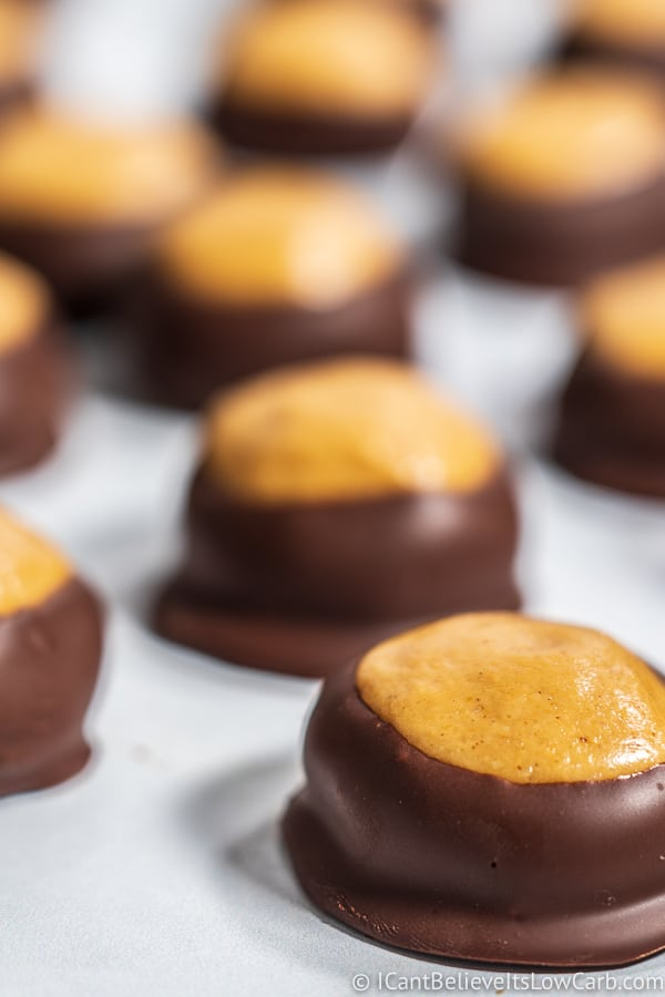 Low Carb Buckeyes