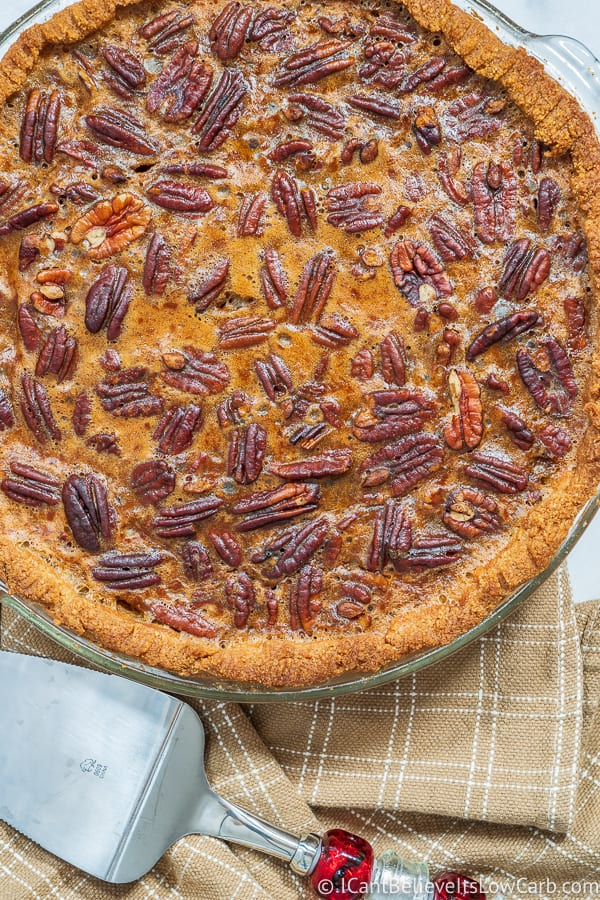 Sugar Free Pecan Pie Recipe