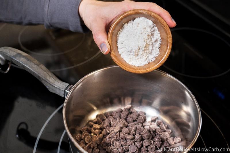 sweetener for Keto Almond Joy Bars