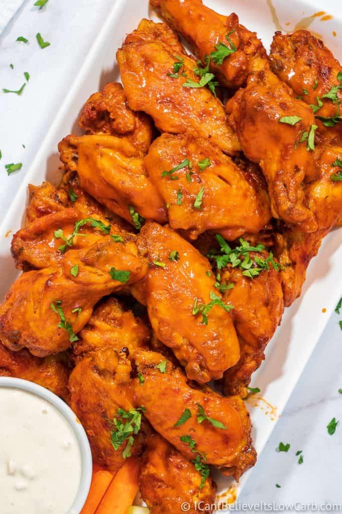 Best Keto Buffalo Wings Recipe