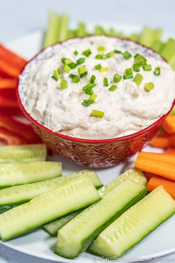 Delicious French Onion Dip