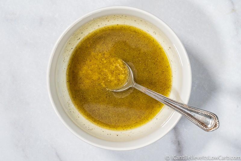 Garlic Parmesan Wings sauce