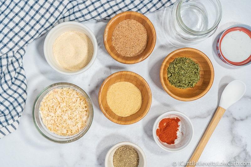 Onion Soup Mix ingredients