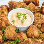 Keto Chicken Nuggets feature 2