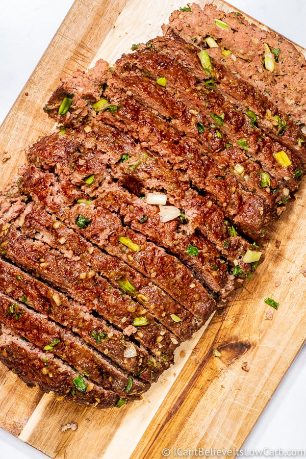 Best Keto Meatloaf