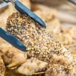 Everything Bagel Chicken recipe