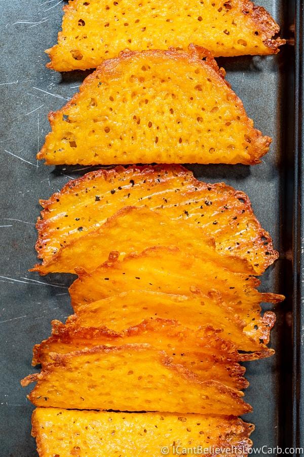 Best Keto Cheese Taco Shells Recipe