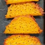 Cheddar Cheese Taco Shells feature
