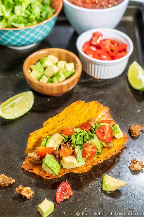 Easy Keto Taco recipe