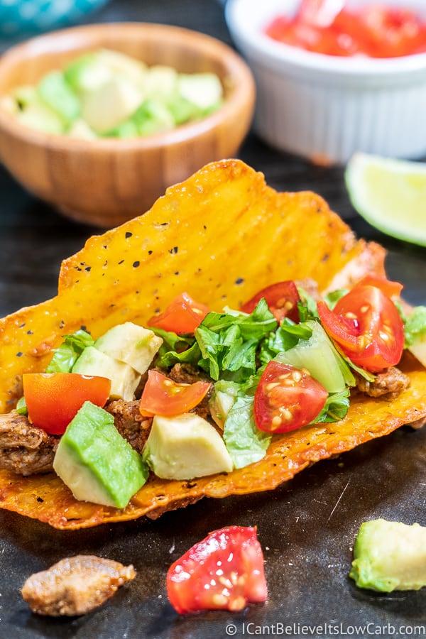 Low Carb Tacos recipe
