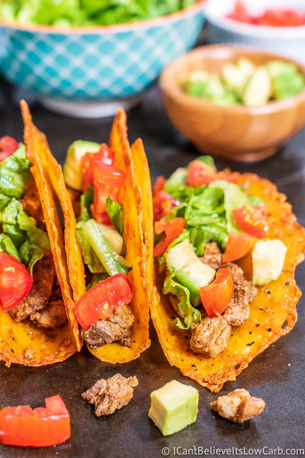 Easy Low Carb Tacos