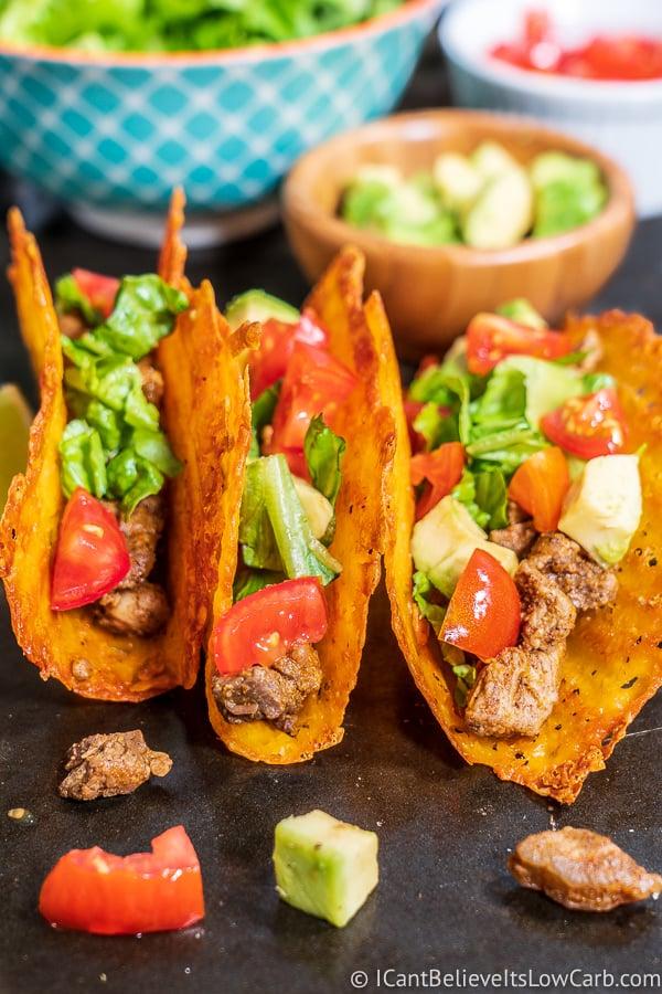 Best Low Carb Tacos
