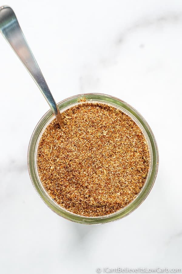 Low Carb Taco Seasoning Recipe