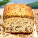Almond Flour Keto Zucchini Bread