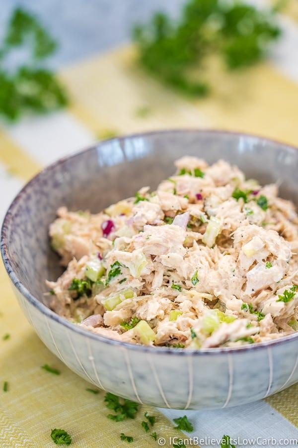 Best Low Carb Tuna Salad