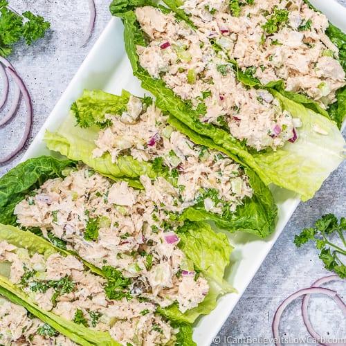 Tuna Salad Recipe For Keto Diet