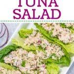 Easy Keto Tuna Salad