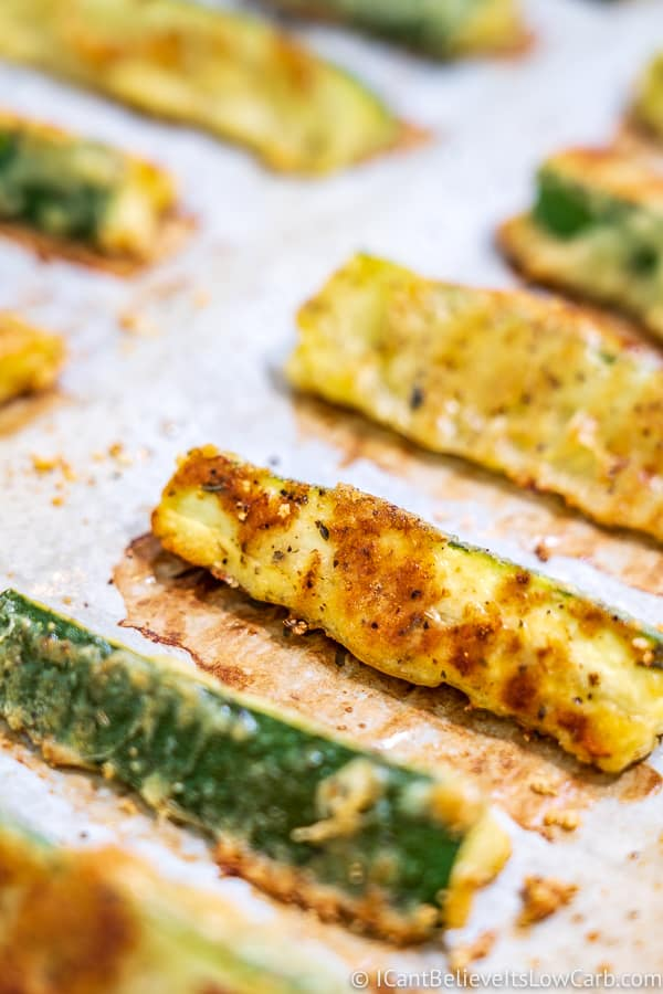 Best Oven Baked Zucchini Fries