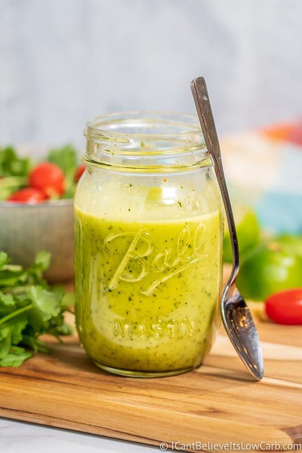 Best Lime Salad Dressing