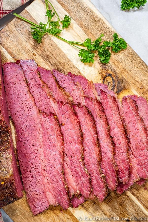 The Best Corned Beef Brisket