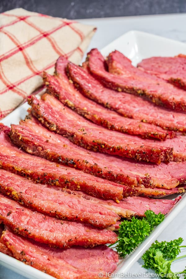 How to make Corned Beef from Brisket