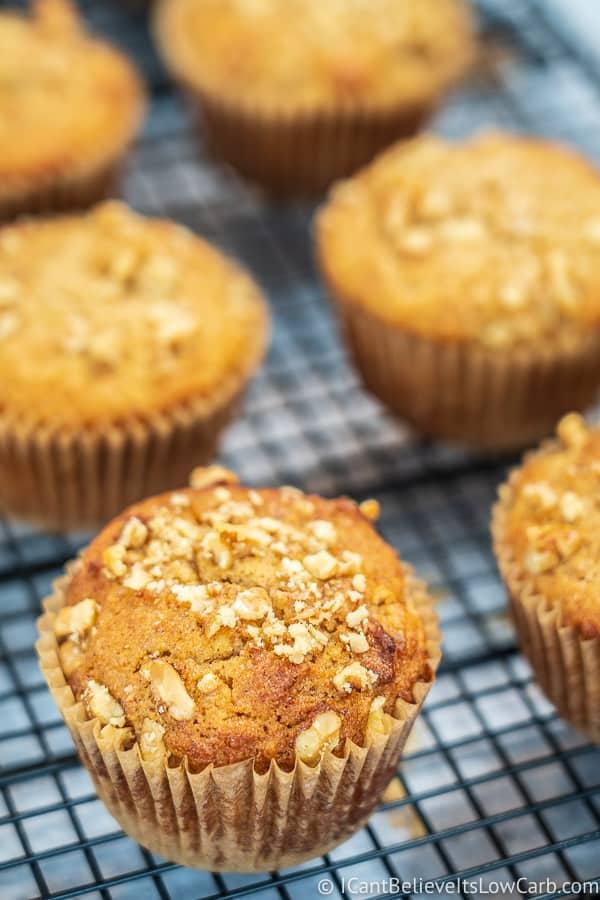 best Almond Flour Banana Muffins