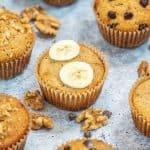 Keto Banana Muffins feature