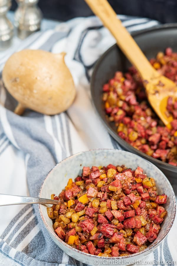 Corned Beef Hash without potatoes