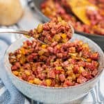 Low Carb Corned Beef Hash feature