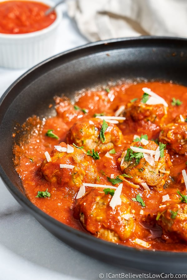 how to make Turkey Zucchini Meatballs