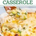 Baked Zucchini Casserole Pinterest